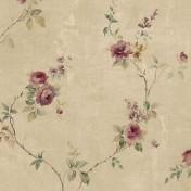 Канадские обои Aura, коллекция Rose Garden, артикул SP24430