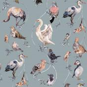 Панно House Of Hackney, коллекция Volume II, артикул FlightsofFancy/Grey